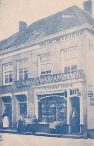Netherlands; Maison Wemaer Shop L'Ecluse Lemonade Chocolate Old Postcard