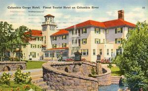 OR - Hood River, Columbia Gorge Hotel