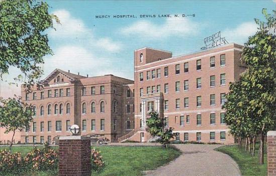 North Dakota Devils Lake Mercy Hospital