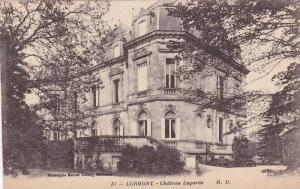 Chateau Lagarde, Lormont (Gironde), France, 1900-1910s