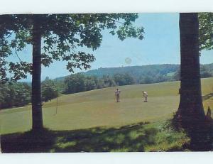 Pre-1980 GOLF COURSE Pocono Manor Pennsylvania PA ho6678