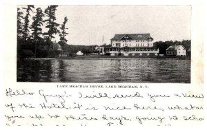 New York  Lake Meacham House