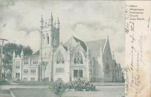 Iowa Cedar Rapids Westminster Presbyterian Church