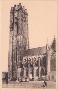 Mechelen / Malines,  Belgium, 00-10s ; Cathedral