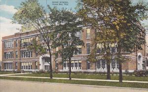 GREEN BAY, Wisconsin, PU-1917; Howe School
