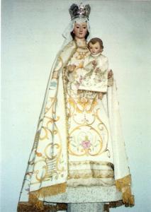 Postal 026691 : Ntra. Sra. De Rosario, Madrigal de la Vera (Caceres)