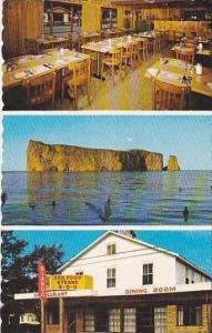 Canada Quebec Perce Biards Restaurant