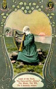 Ireland - Land of the Bard, The Harp and the Green