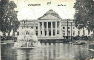 Germany Wiesbaden Kurhaus 02.70