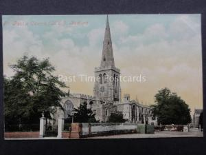 Bedfordshire: BEDFORD St. Paul's Church (N.E.) c1905 by Valentine's