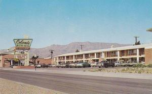 Classic Cars, Colonia Motor Hotel, El Paso, Texas, 40-60´s