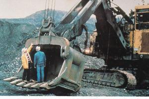 Mining Giant Shovel