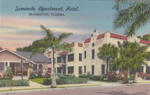 Florida Bradenton Seminole Apartment Hotel sk1492a