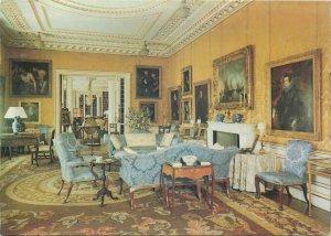 Postcard England Northampton Althorp Rubens Room