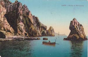 Capri , Italy, 1900-1910s : Marina di Mitromania