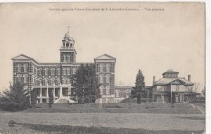 B81232 st alexandre gatineau institut agricole canada quebec front/back image