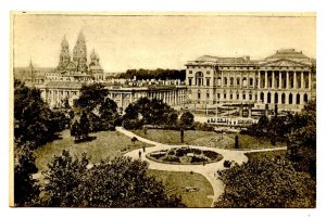 Russia - Leningrad. View of Mikhailovsky Palace