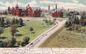 Minnesota Owatonga State Public School 1911 Curteich