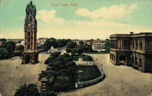 India Clock Tower Delhi 02.74