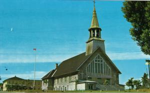 Ste. Agnes Church And Presbytery, DONNACONA, Quebec, Canada, 40-60´s
