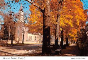 Bruton Parish Church -