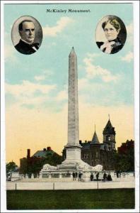 McKinley Monument, Buffalo NY