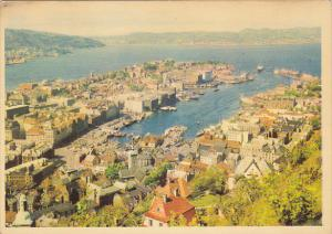 Norway Bergen Panorama