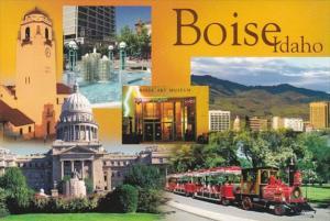 Idaho Boise Multi View