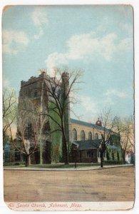 Ashmont, Mass, All Saints Church