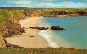 Port of Ness Sands Isle of Lewis Sea Waves Landscape Postcard