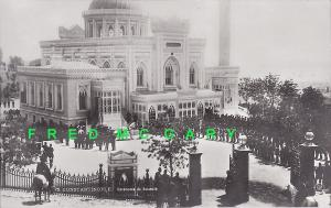 1912 Constantinople Turkey PC: Dolmabahce Palace Ceremony