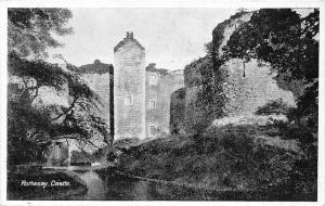 Scotland Rothesay Castle Ideal Series Isle of Bute