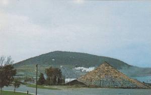 Scenic view of Marathon, Ontario, Canada,  40-60s