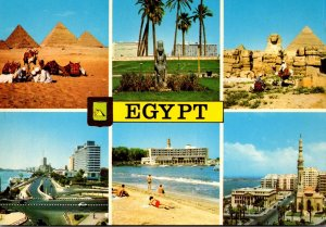 Egypt Cairo Multi View
