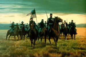 Civil War Sheridan's Men