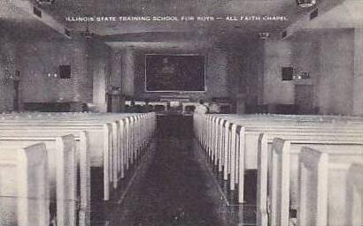 Illinois All Faith Chapel Artvue