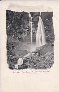 BRITISH COLUMBIA, Canada , 00-10s; Twin Falls , Yoho Valley , Rockies