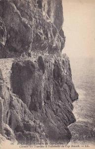 Corniche Du Cap Carbon, Bougie, France, 1900-1910s