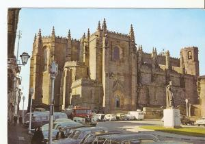 Postal 034598 : Guarda. Portugal Cathedrale