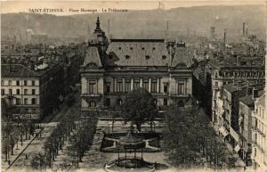 CPA St-ÉTIENNE Place Marengo. La Préfecture (664989)