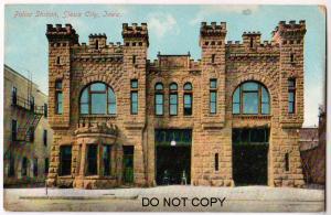 Police Station, Sioux City IOWA