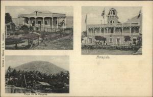 Amapala Honduras c1905 Postcard - Multi-View