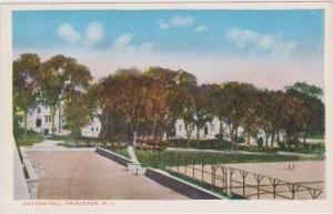 Patton Hall, Princeton University, Princeton, New Jersey 1910-20s