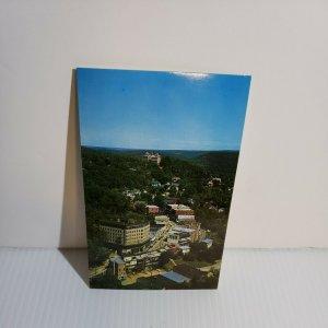 Vintage Postcard Eureka Springs Arkansas Capitol Resort of Ozarks 1981  336