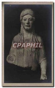 Old Postcard Greece