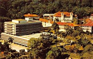 Hospital Gorgas Panama Tape on back