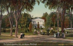 MONTREAL , Quebec , Canada , 00-10s ; The Catholic Cemetery