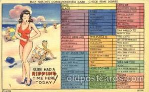Comic, Comics Postcard Post Card