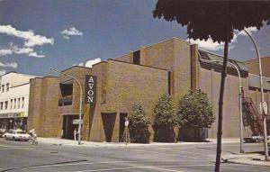 Avon Theatre , Stratford , Ontario , Canada , 50-60s