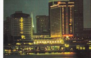 Kentucky Louisville The Galt House Hotel On The River At Fourth Avenue